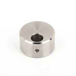 Stainless Steel Offset Counterweight