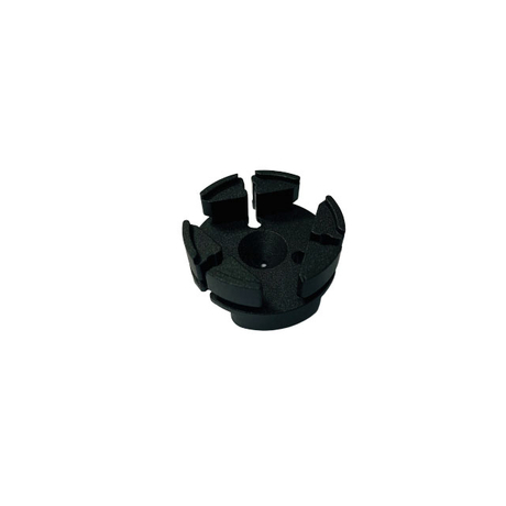 Aluminum Cap with Black Anode | T-ONE